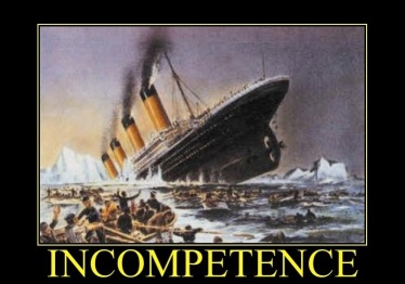 Incompétence