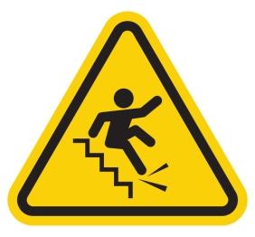 risque-de-chute-escalier