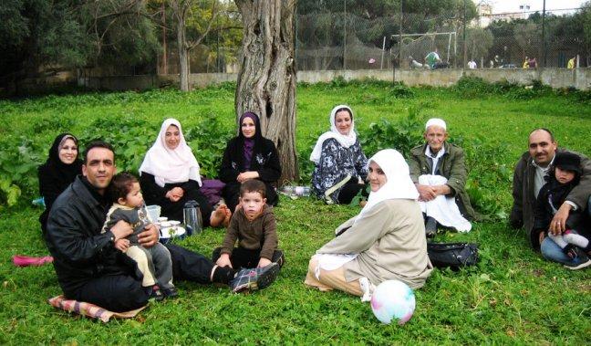 algerian family