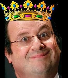 francois-hollande-roi