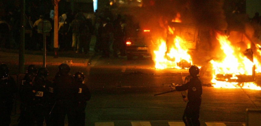 FRANCE-RIOTS-POLICE-FILES