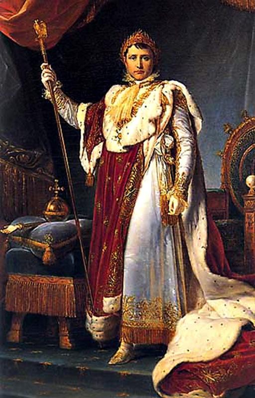 napoleão-imperador-francês