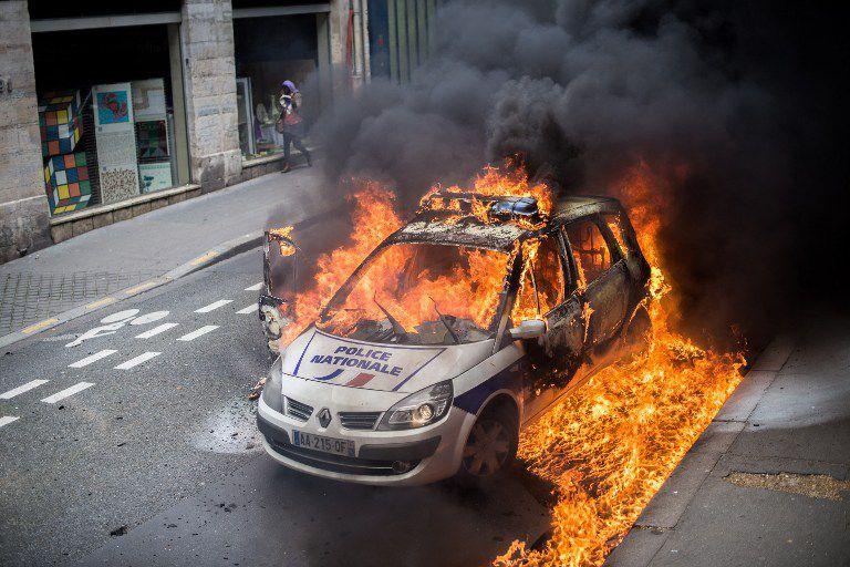 policeenfeu