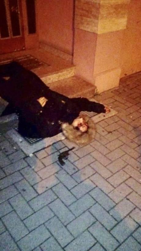Cherif chekatt dead